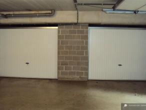 Ondergrondse garage gelegen aan de Bredabaan 754 te Wuustwezel De garage is voorzien van een kantelpoort en met automatische bediening naar buiten toe