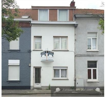 Huis te koop in merksem ft2ie janssen en for Huis te koop in merksem