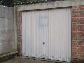 """Mons, Avenue Général de Gaulle 91Résidence """"Château Housez""""Garages N° 10 et 11 à louer"""