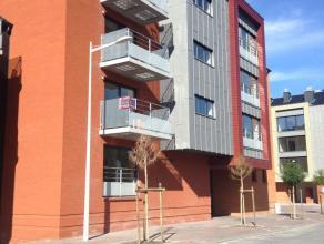 Rue Jacques Prevert 7/11 - 7000 MONSBel appart. comprenant hall, wc, séjour, cuisine équip., 1 chambre, sdd, terrasse, cave et parking.