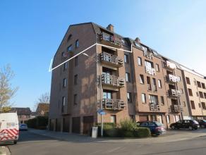 Ruim duplex-/dakappartement van bj. '89 met o.a. 3 grote slaapkamers (allen groter dan 17m²!), 2 badkamers, 2 terrassen (dat aan de living ziet u