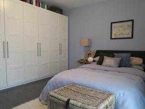 beschrijving Nieuw, modern appartement (85m²) gelegen op de 2° verdieping van Residentie Cuylits. Inkomhall met plaats voor een vestiairekast