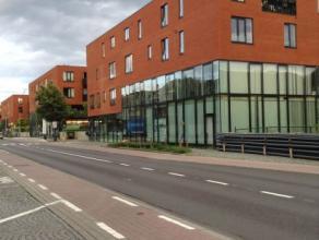 Ondergrondse autostaanplaats in een nieuwbouwcomplex gelegen aan de Diestsesteenweg te Kessel-lo.   Het betreft autostaanplaats 57.  Onmiddellijk