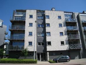 Modern duplex appartement (penthouse) met twee slaapkamers, gelegen vlakbij het Provinciaal Domein van Kessel-Lo. Het appartement ligt op een uitsteke