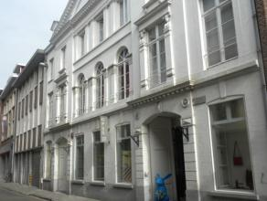 Deze loft  (180 m²) bevindt zich in het historisch centrum van Leuven nabij de Vismarkt.  In deze lichte en open loft op de 2de verdieping, wer