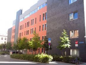 Zeer mooi, luxueus appartement met één slaapkamer in het centrum van Leuven.   Het appartement bestaat uit een inkomhal met vestiairek