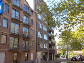 Volledig bemeubelde studio gelegen op de vierde verdieping in het centrum van Leuven. Er is tevens een lift aanwezig in het gebouw.  De studio besta