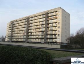 Ruim appartement met 1 slaapkamer, gelegen op de achtste verdieping met een prachtig uitzicht.Het appartement omvat een inkomhal, leefruimte, volledig