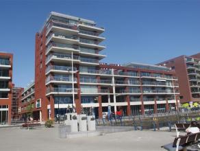 Recent 2 slaapkamer-appartement te Centrum Leuven (Vaart):   Uitstekend gelegen, in het centrum van Leuven, aan de Vaartkom. Dit appartement beschik