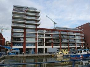 Recent 2 slaapkamer-appartement te Centrum Leuven (Vaart): <br /> <br /> Super gelegen, in het centrum van Leuven, aan de Vaartkom. Dit appartement be
