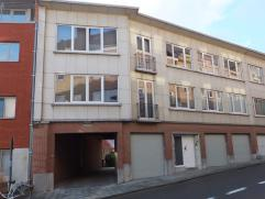 Appartement op rustige ligging vlakbij winkels, openbaar vervoer en ring van Leuven.Omschrijving: inkomhal, toilet, living, keuken (met ingebouwde gas