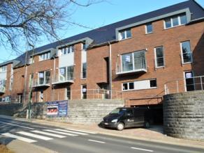 Recent modern duplex-appartement in het centrum van Pellenberg. indeling:nkomhal met wc, ruime living met veel lichtinval en terras, open volledig ge