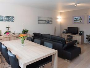 """Gelijkvloers appartement te koop gelegen in gebouw """"Residentie Jordaens"""" te Korbeek-Lo/Bierbeek en omvat alles wat u nodig hebt om comfortabel te wone"""