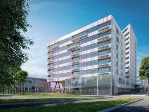 De Kop van Kessel-Lo, samen met de nieuwe aanleg van de omgeving en het park Belle-Vue wordt dit ongetwijfeld de nieuwe place to be. Het project biedt