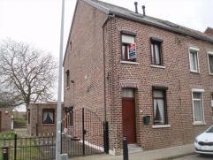 kumtich; Sint Barbarastraat 215: halfopenbebouwing: zitplaats, eetplaats, ingerichte keuken, badkamer met wc, 2 slaapkamers,zolder, tuin, berging zeer