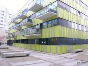 Kop Van Kessel-Lo (achterkant station Leuven) : Residentie City Square : instapklaar APPARTEMENT met terras en private kelder, gelegen in beveiligde s