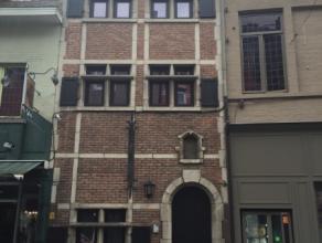 Gemeubelde verhuur van burgershuis met 2 slaapkamers, fietsberging , zuidgericht terras en tuindeel in centrumGemeubelde verhuur van burgershuis met 2