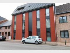 Gelijkvloers APPARTEMENT met 2 slaapkamers en terras te huur te Diest, Engelandstraat 21.Het appartement is gelegen in het centrum van Diest, dicht bi