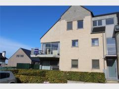 OPTIE - ONDER RESERVATIEDUPLEX APPARTEMENT met 2 slaapkamers, terras en 2 staanplaatsen te huur te Diest, Diestersteenweg 213.Het appartement is geleg