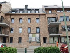 NIEUWBOUW APPARTEMENT met 2 slaapkamers, terras en garage te huur te Diest.Dit ruime, luxe appartement is gelegen op de eerste verdieping in een nieuw