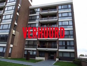 Appartement met 2 slaapkamers, terras en staanplaats te huur te Diest, Delphine Alenuslaan 21. Het appartement is gelegen op de 2de verdieping in een