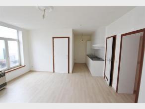 Studio met aparte slaapkamer te huur te Diest, Koning Albertstraat 52.Op deze studio loopt momenteel een optie.De studio is gelegen op de eerste verdi