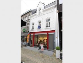 NIEUWBOUW TRIPLEX APPARTEMENT met 2 slaapkamers en terras te huur in het centrum van Diest, Ketelstraat 8.Het appartement is gelegen in het hartje van