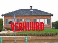 VERHUURD : Open Bebouwing met 3 slaapkamers, garage en tuin te huur te Diest, Smodderpotstraat 21.Zoekt U een nieuwe thuis te huur of wenst U uw wonin