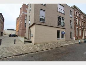 Gelijkvloers appartement met 2 slaapkamers en ruim terras te huur te Diest, Peetersstraat 15.Het appartement is gelijkvloers gelegen en omvat : inkomh