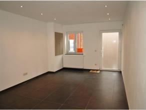 Centraal gelegen NIEUWBOUW STADSWONING met 2 slaapkamers en tuin te huur te Diest, Schuttershofstraat 17.Deze nieuwbouw woning is gelegen op wandelafs
