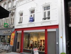 NIEUWBOUW TRIPLEX APPARTEMENT met 2 slaapkamers en terras te huur in het centrum van Diest, Ketelstraat 8. Het appartement is gelegen in het hartje va