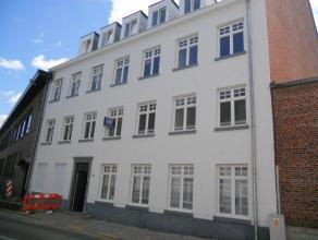 NIEUWBOUW APPARTEMENT te huur te Diest, Overstraat 27. Het appartement is gelegen op de eerste verdieping in een nieuwbouw residentie met lift met zic