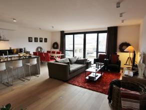 Recent NIEUWBOUW APPARTEMENT met 2 slaapkamers, terras en garage te huur te Diest. Dit ruime, luxe appartement is gelegen op de tweede verdieping in e