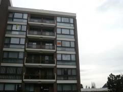 Leuk appartement met kelder en autostaanplaats Rustig en goed gelegen appartement omvattende : living, keuken, 2 slaapkamers, berging, badkamer, wc, k