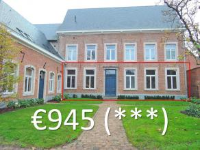 *** De werkelijk te betalen huur bedraagt 1350€. Zowel zelfstandigen als vennootschappen kunnen de huurprijs evenwel fiscaal inbrengen in de vennootsc