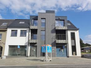 APPARTEMENT 102<br /> Nieuwbouw appartement  met 2 slaapkamers, autostaanplaats en kelderberging.<br /> <br /> + Bouwjaar 2015;<br /> + 2 slaapkamers;