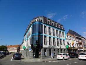 Prachtig prestigieus loftappartement van 160m² aan het begin van de Hasseltsestraat, één van de voornaamste winkelstraten van Diest