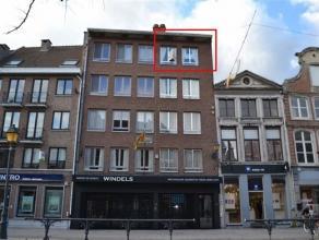 Ruim appartement op toplocatie in Mechelen. Dit gebouw is gelegen op de IJzerenleen, in het centrum van Mechelen, op wandelafstand van station en wink