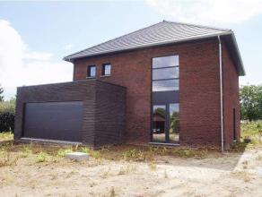 In het gezellige Bunsbeek vindt u deze knappe nieuwbouw op een perceel van 5a 50ca. De woning is wind- en waterdicht, en de volledige elektrische beka
