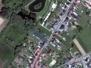 Goed gelegen bouwgrond voor een half open bebouwing van 9a 37ca, nabij het centrum Landen in de deelgemeente Attenhoven aan natuur- en recreatiegebied