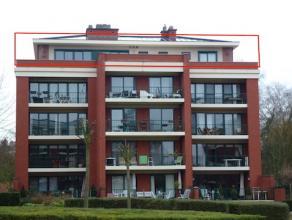 Geweldig penthouse, rustig gelegen in het groen en toch maar op  enkele minuten wandelen van het Kolonel Dusartplein. De grote ring is vlot bereikbaar