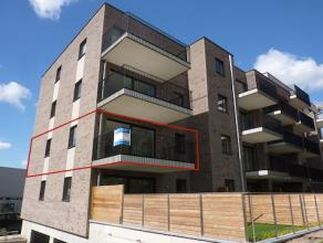 Nieuwbouwappartement van ±90m2 in residentie Aspius aan de Alverbergsporthal.<br /> Aangename en rustige ligging met veel groen binnen de grote
