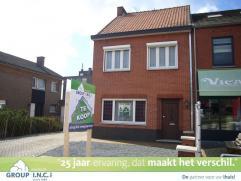Degelijke woning op een toplocatie te Lummen.Deze halfopen bebouwing op 4 are 30 ca bestaat uit drie slaapkamers, een ingerichte keuken en badkamer, l