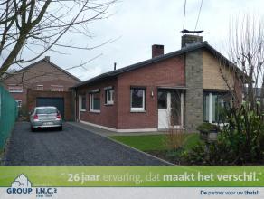Deze mooi verzorgde en pas gerenoveerde open bebouwing te Houthalen ligt op een oppervlakte van +/- 8a en is volledig gelijkvloers. Ze bestaat uit een