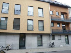 Recent appartement met ingerichte keuken en badkamer, living, 2 slaapkamers, berging en ruim terras met tuin. Dit gelijkvloers appartement beschikt te