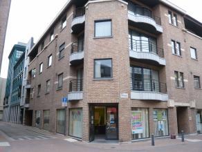 Dit gezellige appartement op de 2de verdieping ligt in het centrum van Hasselt. Het bestaat uit een inkomhal, leefruimte met open keuken, apart toilet
