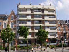 Vrij 01.11.2014 - te bezichtigen na telefonische afspraak 0495 232 978.  Garage (ondergronds) (4de van links) te bereiken via de Isabellastraat.