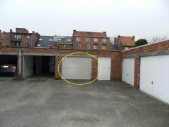 Bovengrondse garage gelegen aan de Harmoniestraat te Hasselt. Het betreft een garage dat per direct beschikbaar is. Huurprijs bedraagt Euro 60/maand