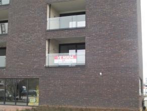 Dit nieuwbouwappartement is gelegen op de eerste verdieping en kan u bereiken via de passerelle. <br /> De indeling van het appartement is als volgt: