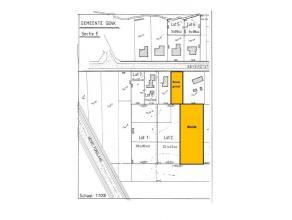 Bouwgrond voor open bebouwing rustig gelegen in de Beverststraat te Genk. het betreft een perceel met een straatbreedte van 18,40m breed en 50m diepte